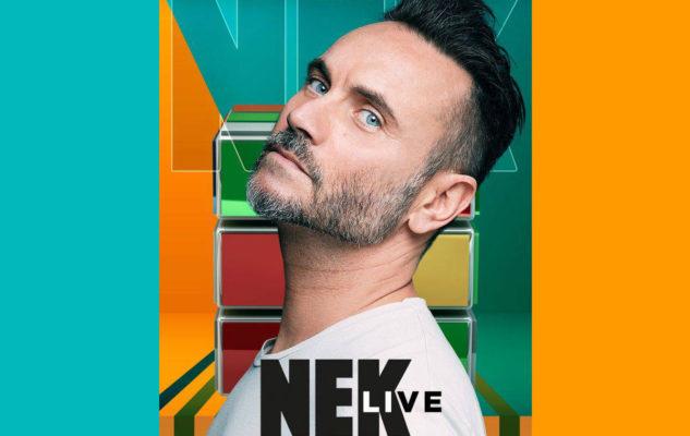 Nek a Torino nel 2019: data e biglietti del concerto