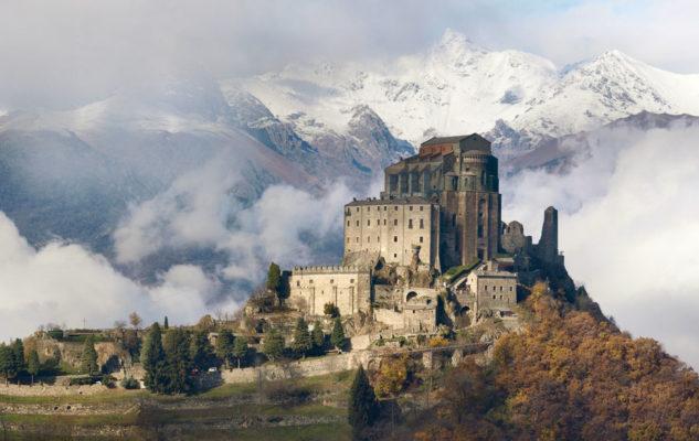 La Sacra di San Michele è tra i luoghi più suggestivi d'Europa per il National Geographic