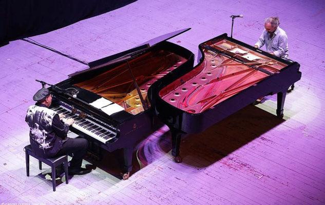 Stefano Bollani e Chucho Valdes insieme a Torino: data e biglietti del concerto