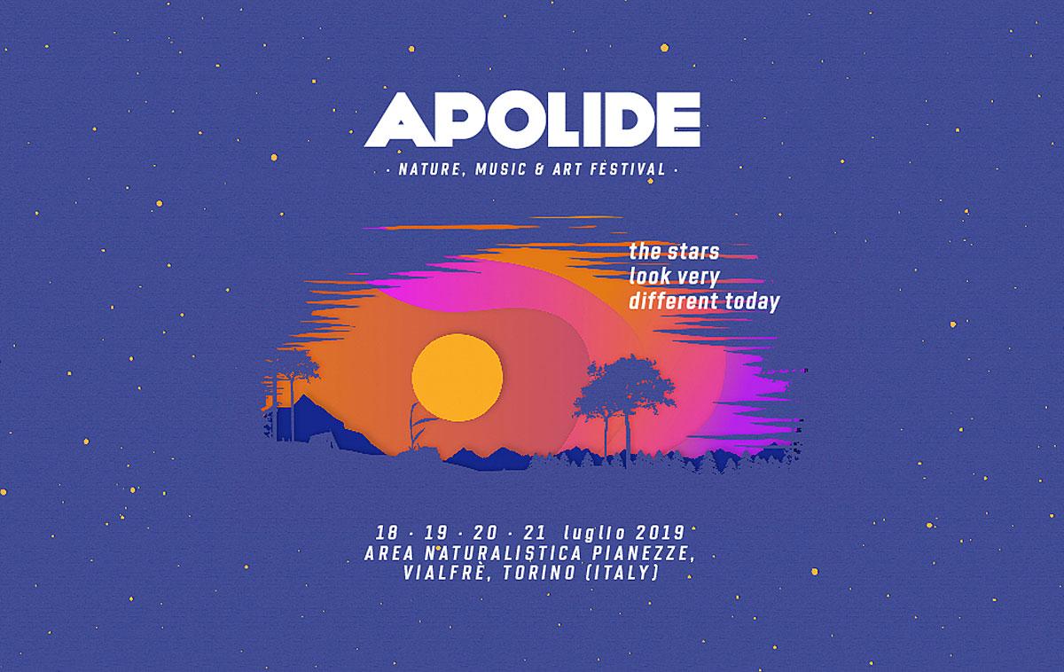 Apolide Festival 2019: la line-up completa dell'evento