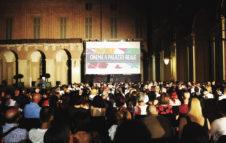 Cinema a Palazzo Reale 2019: a Torino il cinema sotto le stelle