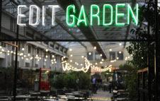 Edit Garden: il nuovo dehors dell'estate 2019 a Torino tra food, drink e musica