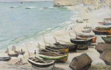Monet e gli Impressionisti in Normandia: la grande mostra in Piemonte nel 2019