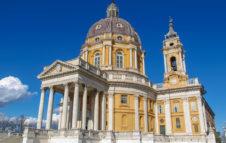Basilica di Superga: colazione in un'antica Sala Panoramica e visita alle Tombe Reali e alla Cupola
