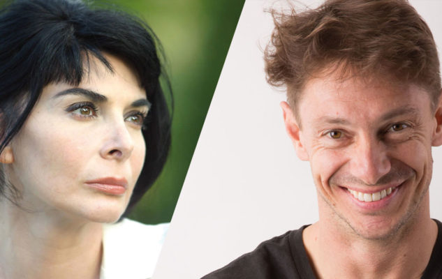 """Giorgio Pasotti e Mariangela D'Abbraccio in scena a Torino con """"Hamlet"""""""