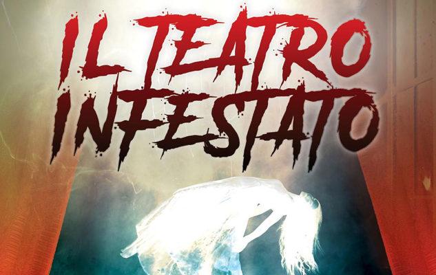 """Halloween 2019 a Venaria con """"Il Teatro Infestato"""" al Teatro della Concordia"""