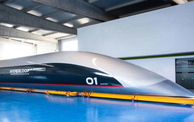 Hyperloop: il treno super veloce per collegare Torino e Milano in 15 minuti
