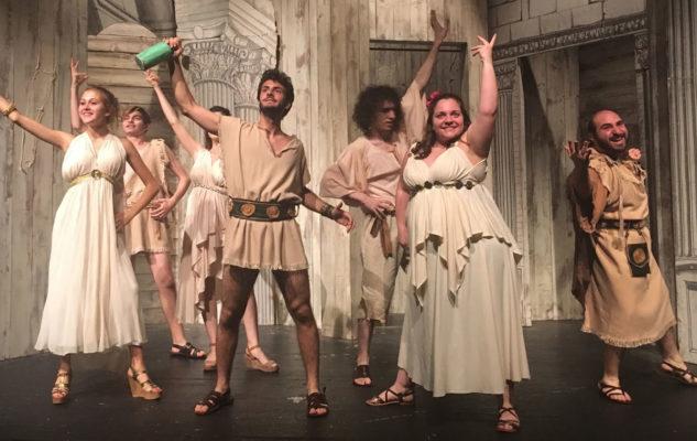 """""""Il Soldato Fanfarone"""" in scena al Teatro Erba di Torino"""