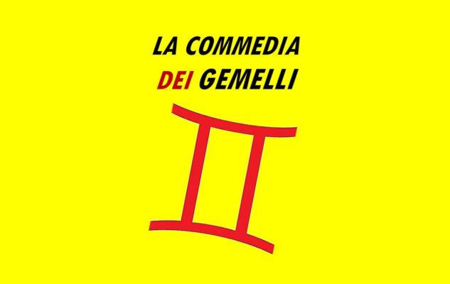 La commedia dei gemelli: una nuova opera di Plauto al Teatro Erba
