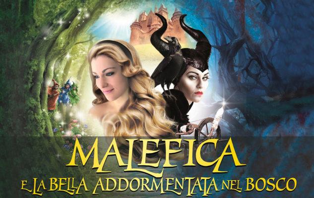 Malefica e La Bella addormentata: il musical a Torino nel 2021