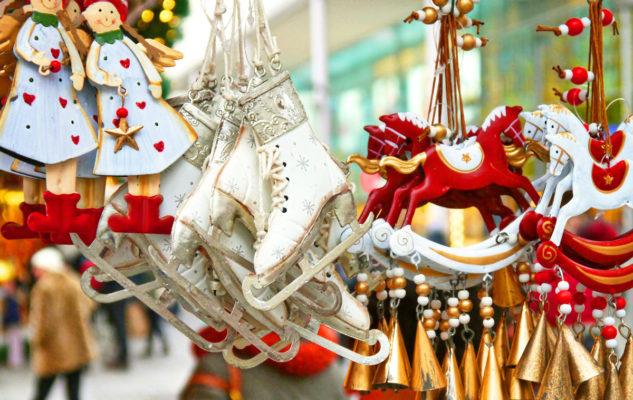 Mercatino di Natale di Borgo Dora al Cortile del Maglio 2019 a Torino