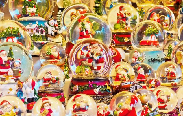 Mercatino di Natale 2019 in Piazza Solferino a Torino