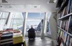 Sul Monte Bianco c'è la libreria più alta d'Europa: leggere a 3466 metri di altezza