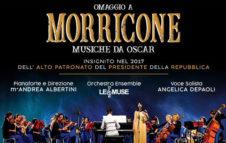 Omaggio a Morricone: Musiche da Oscar in scena a Torino