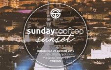 Sunday Rooftop Sunset: aperitivo con vista panoramica su Torino