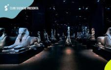 Una notte al Museo Egizio: aperitivo, musica e visita gratuita al museo