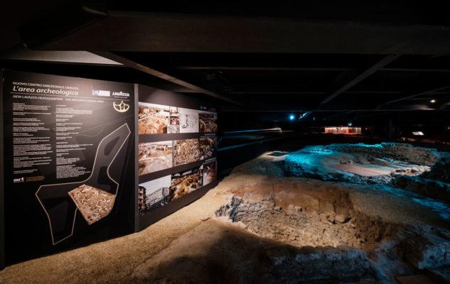 Alla scoperta dell'Area Archeologica della Nuvola Lavazza con uno speciale tour