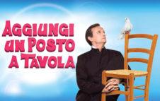 """""""Aggiungi un posto a tavola"""": il musical a Torino nel 2019"""