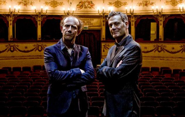 """Ale e Franz a Venaria nel 2020 con """"Romeo e Giulietta nati sotto contraria stella"""""""