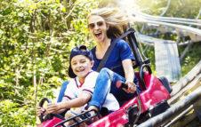 Alpine Coaster: le emozionanti Montagne Russe tra i boschi di Bardonecchia