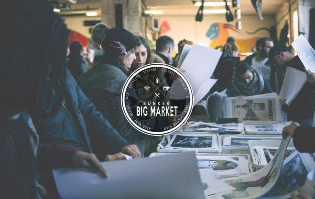 Big Market al Bunker di Torino – Autumn Edition 2019