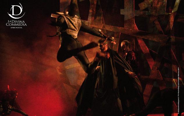 La Divina Commedia Opera Musical a Torino nel 2020: date e biglietti del grande spettacolo