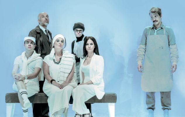 """""""Il Berretto a Sonagli"""" di Pirandello in scena al Teatro della Concordia di Venaria"""