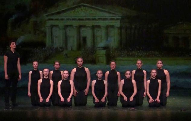 """""""Le Supplici"""" in scena al Teatro Erba di Torino"""