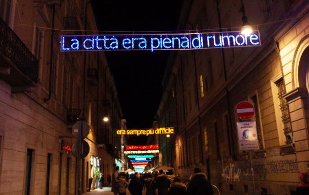 Luci d'Artista a Torino
