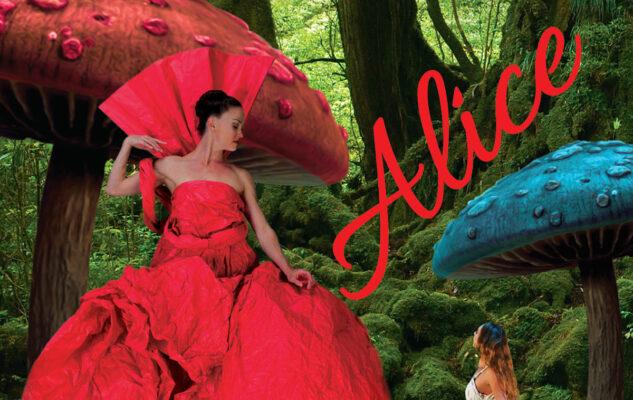 """I ballerini-acrobati di Momix a Torino nel 2022 con """"Alice… Alice… Alice"""""""