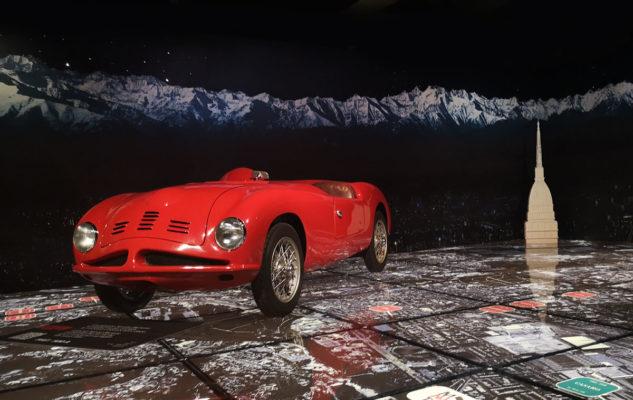 MAUTO – Museo dell'Automobile di Torino: viaggio nella storia dell'auto