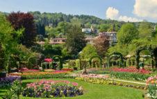 Parco Villa Pallavicino a Stresa: un magico giardino sul Lago Maggiore