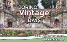 Torino Vintage Days 2019: il primo Festival italiano dedicato al Vintage