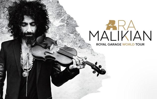 Ara Malikian a Torino nel 2019: data e biglietti del concerto