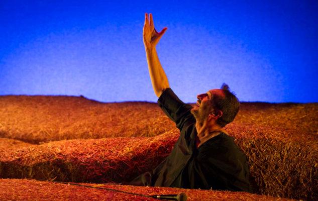 Io, Vincent Van Gogh: Corrado d'Elia al Teatro Superga di Nichelino