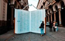 Parole da Salvare: a Torino il dizionario gigante di Zanichelli