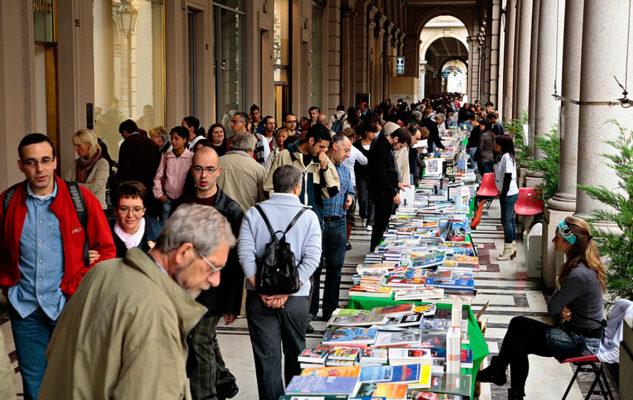 Portici di Carta 2019 – La libreria più lunga del mondo a Torino