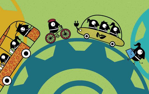 Settimana Europea della Mobilità Sostenibile 2019 a Torino