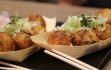Takoyaki Minamoto: le polpette di polpo giapponesi sono arrivate a Torino