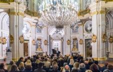 Tosca Stupinigi Lirica Corte 2019
