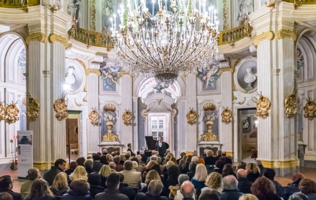 """Tosca a Stupinigi per """"Lirica a Corte 2019"""": concerto e aperitivo alla Palazzina di Caccia"""