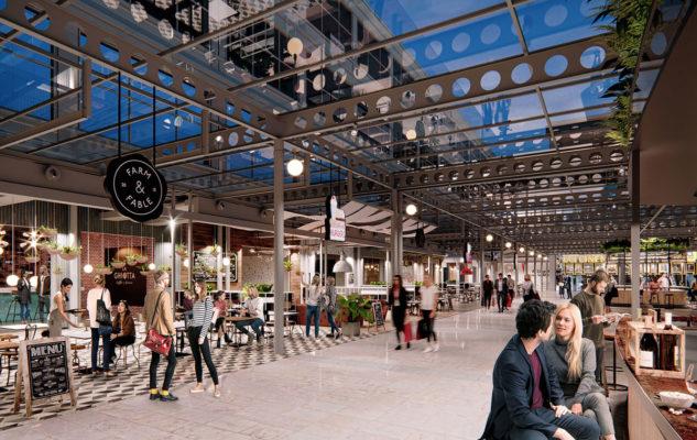 """L'8Gallery cambia volto e diventa """"Lingotto"""": food court, nuovi negozi e tante novità"""