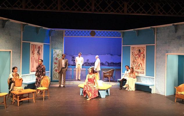 """""""Assassinio sul Nilo"""" di Agatha Christie al Teatro Erba di Torino"""