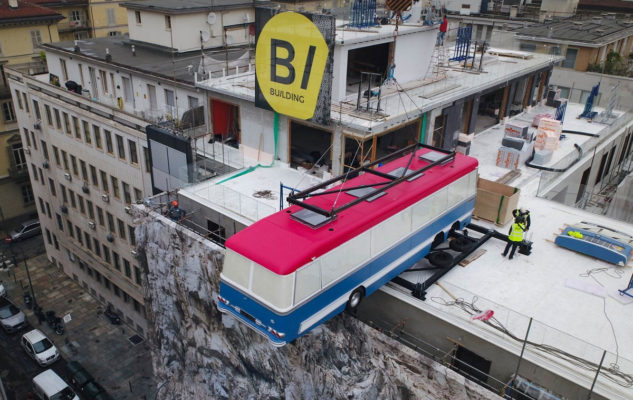 Bus Sospeso Torino