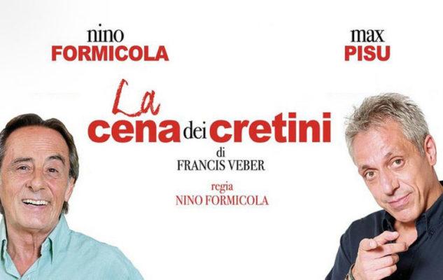 """""""La Cena dei Cretini"""" in teatro a Torino nel 2020 (Annullato)"""