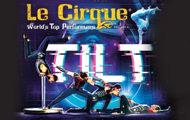 Le Cirque Wtp – Tilt ad Alba: date e biglietti dello spettacolo