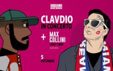 Clavdio e Max Collini in concerto all'Hiroshima Mon Amour