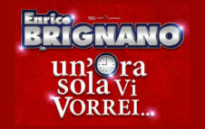 """Enrico Brignano a Torino nel 2021 con """"Un'ora sola vi vorrei"""": date e biglietti"""