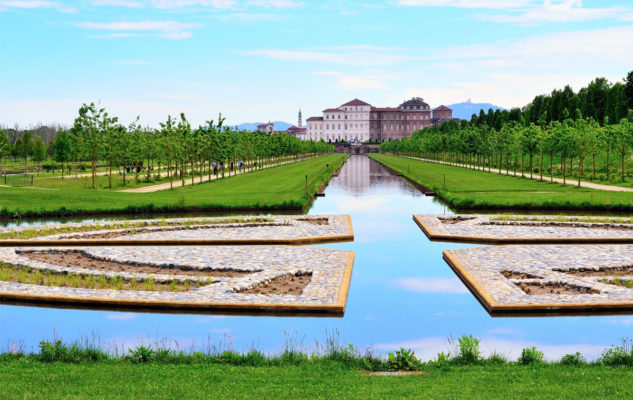 Giardini Reggia Venaria