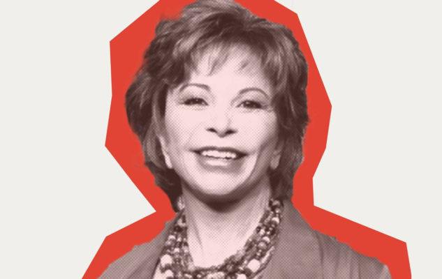 """Isabel Allende presenta a Torino il suo nuovo libro """"Lungo petalo di mare"""""""
